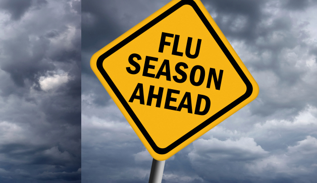 How does the Flu Virus Spread?